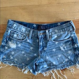 Excellent condition Lucky Brand shorts